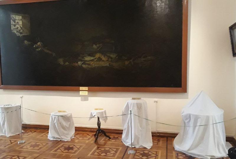 Николаевский музей имени Верещагина пока открыт только для сотрудников (ФОТО)