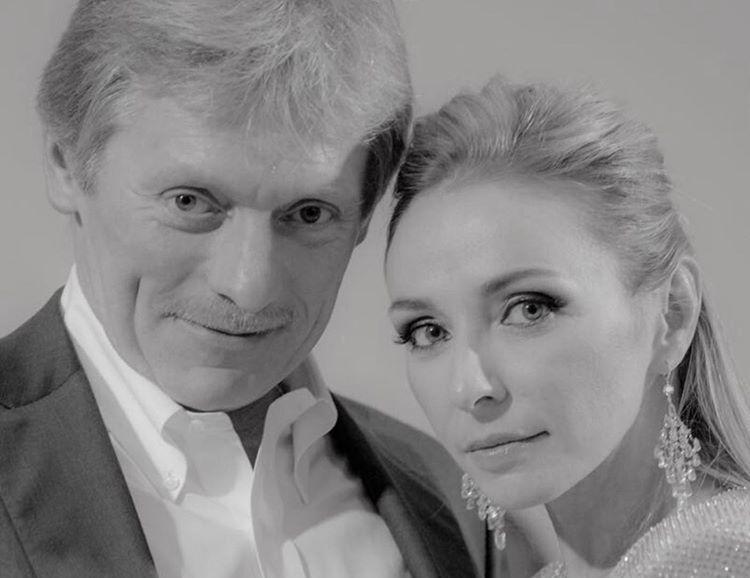 Жена пресс-секретаря Путина тоже заболела коронавирусом