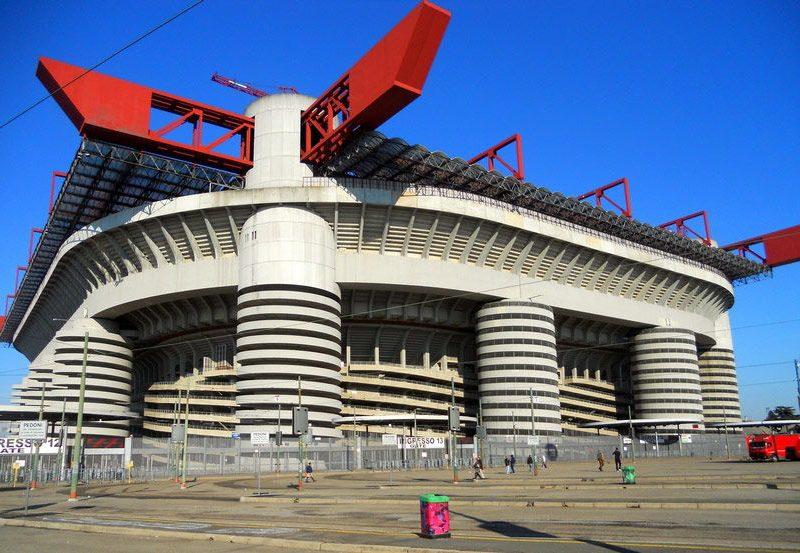 "В Италии разрешили снести легендарный стадион ""Сан-Сиро"""