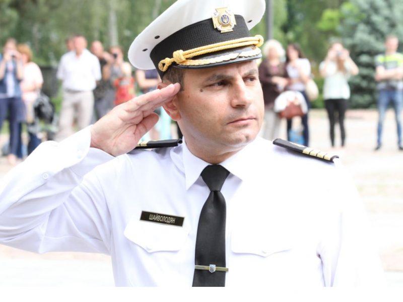 Начальника учебного центра ВМС в Николаеве обвиняют в коррупции (ФОТО, АУДИО)