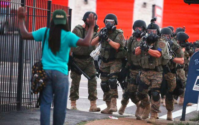 В США ширятся массовые беспорядки: семь штатов и округ Колумбия призвали Нацгвардию