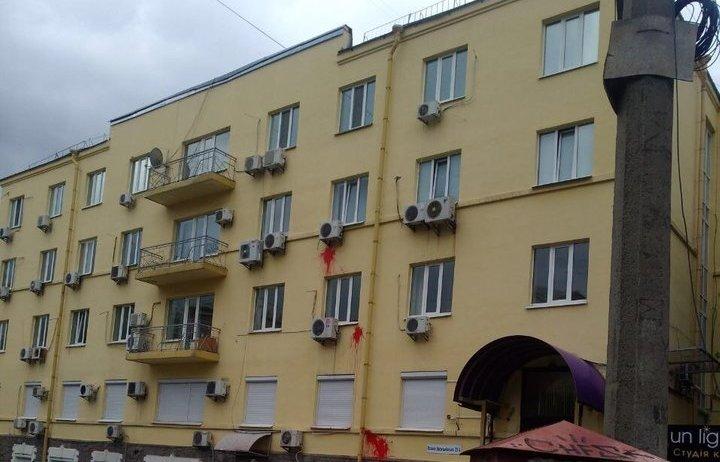 Возле офиса нардепа Виктора Медведчука в Киеве произошел взрыв (ФОТО, ВИДЕО)
