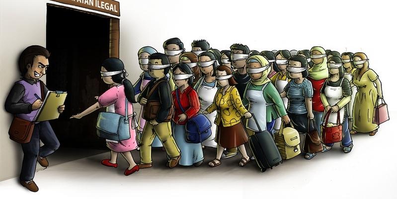 Кипр начнет СМС-рассылку в странах, откуда прибывает большинство мигрантов