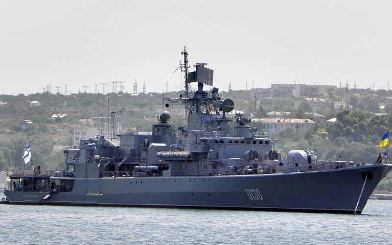 Николаевская «Зоря»-«Машпроект» отремонтирует топливную аппаратуру на фрегате «Гетман Сагайдачный»