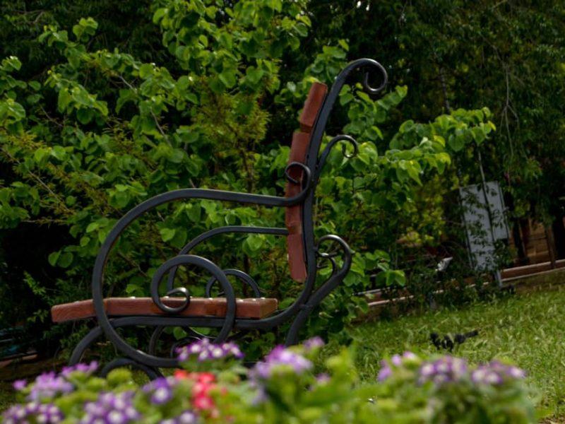 Наконец-то. В Николаеве высадили цветы и поставили скамейки (ФОТО)