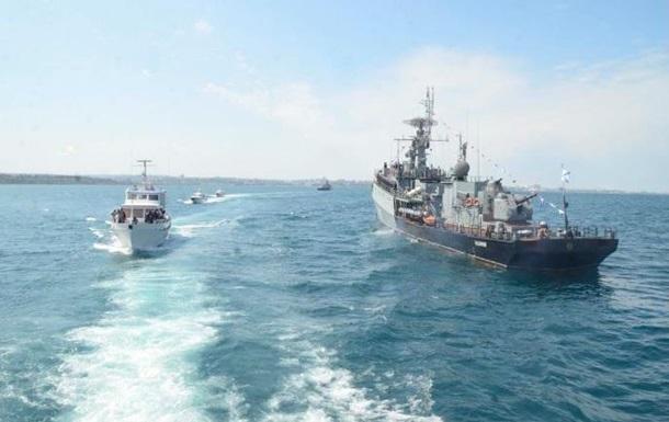 Россия вывела на учения в Черное море почти 40 кораблей
