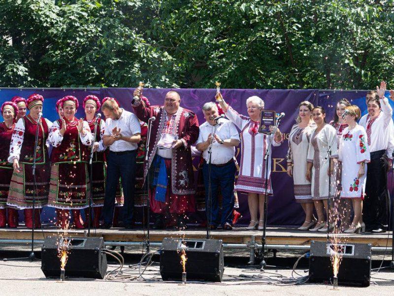 В Николаеве прошла «Битва хоров» (ФОТО)