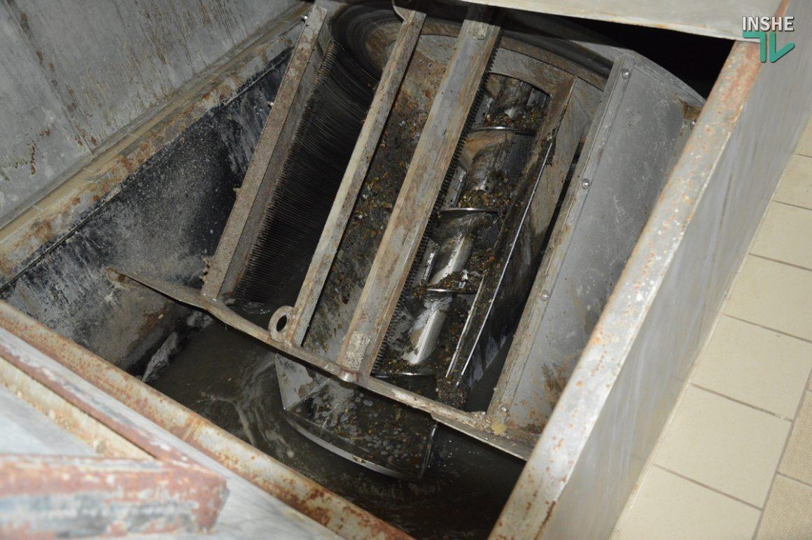 В Николаеве показали состояние Галициновских очистных сооружений (ФОТО и ВИДЕО) 9