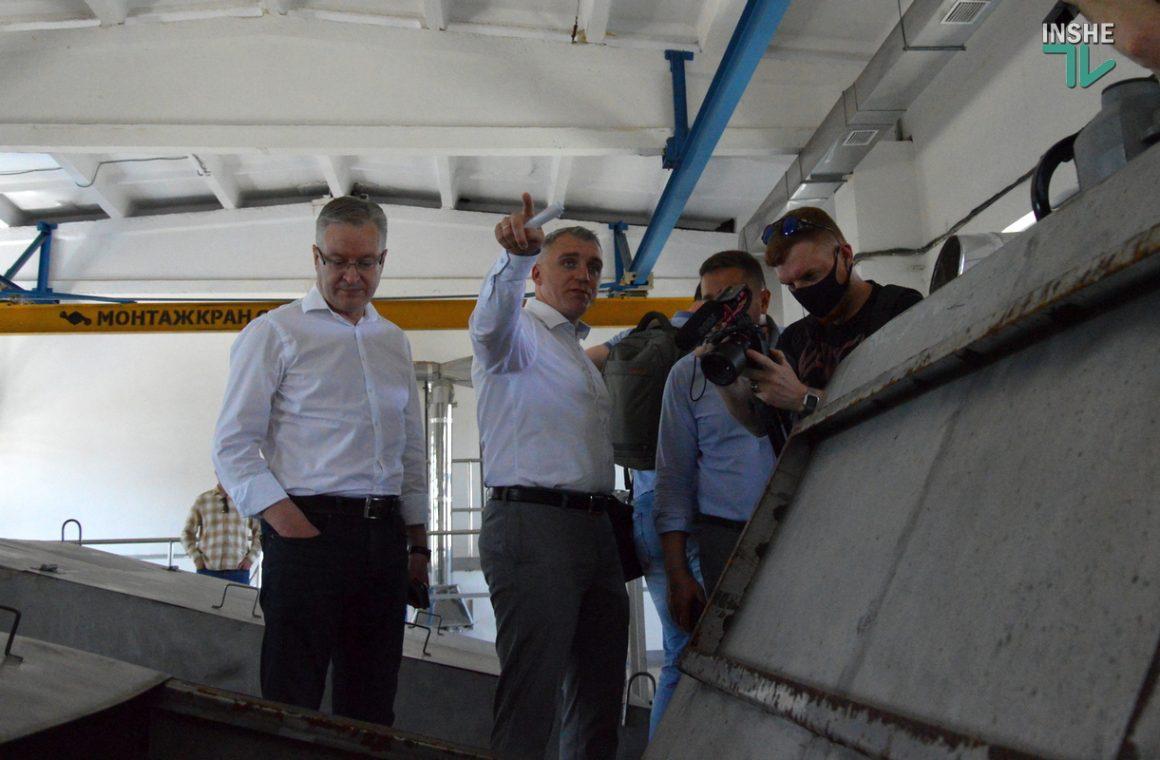 В Николаеве показали состояние Галициновских очистных сооружений (ФОТО и ВИДЕО) 11