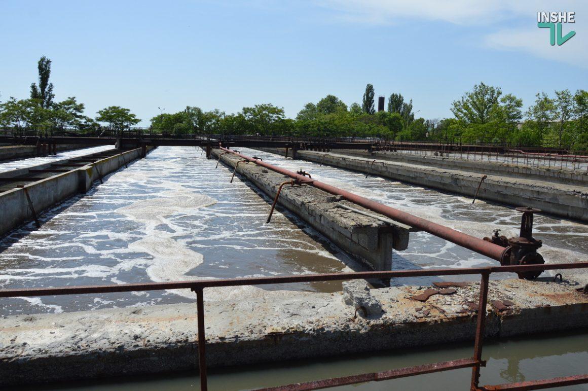 В Николаеве показали состояние Галициновских очистных сооружений (ФОТО и ВИДЕО) 23