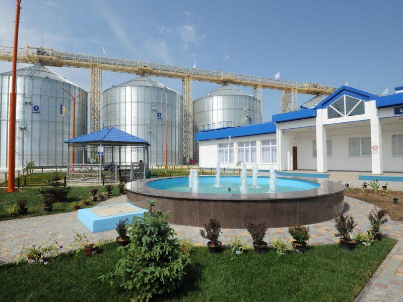 «НИБУЛОН» построил первый перегрузочный терминал на Днепропетровщине.  Несмотря на коронакризис (ФОТО, ВИДЕО)
