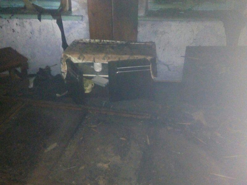 На Николаевщине спасатели за сутки дважды выезжали тушить пожары (ФОТО)