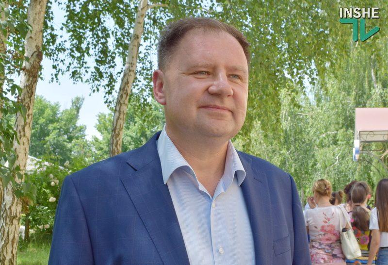 Владислав Чайка: Город может и должен выделять по 10 тыс.грн. помощи на каждого новорожденного николаевца (ФОТО, ВИДЕО)