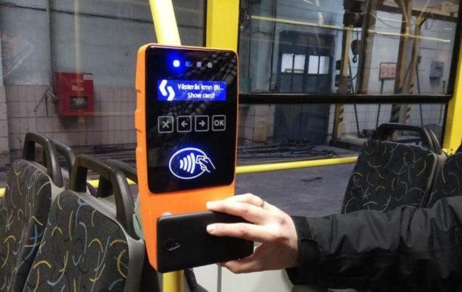 Киев окончательно переходит на е-билет в транспорте