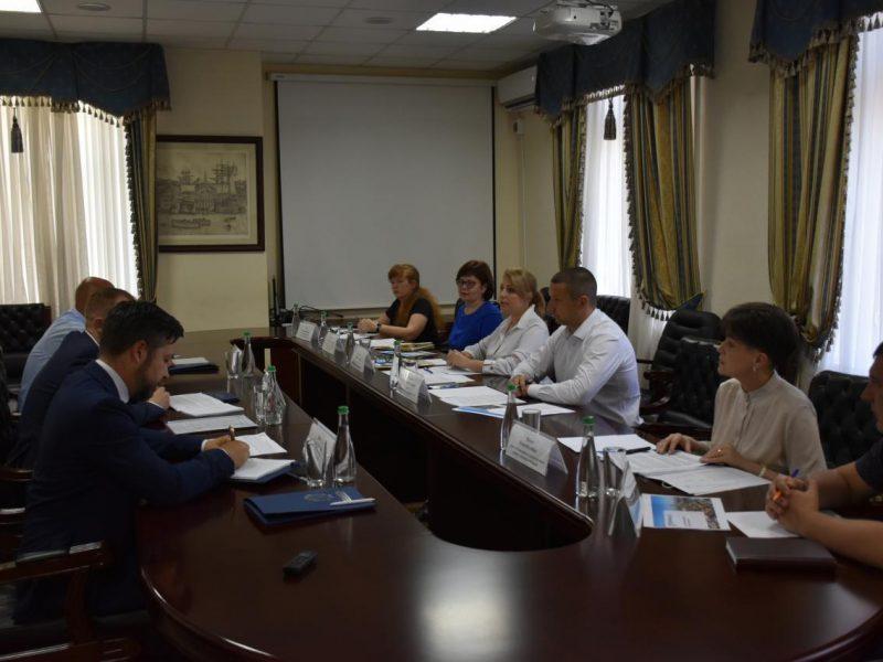 Губернатор Николаевщины пообещал «оказать всестороннюю поддержку» катарской компании в концессии порта «Ольвия»