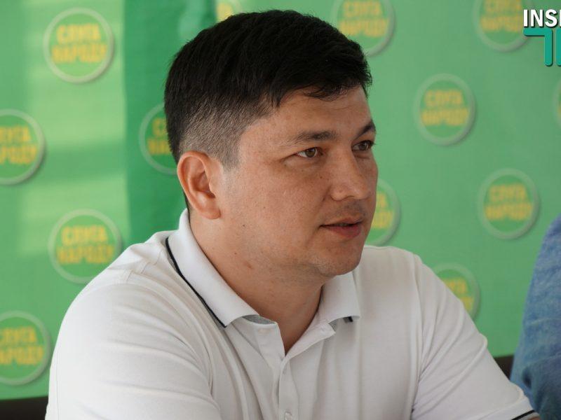 Новый губернатор Николаевщины Виталий Ким не собирается сдавать мандат депутата горсовета