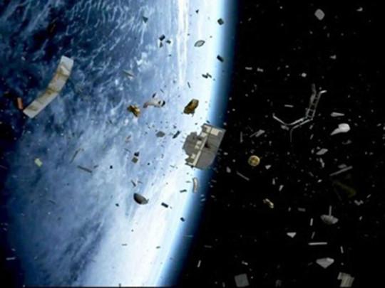 """Ученые составили план """"генеральной уборки"""" на земной орбите"""
