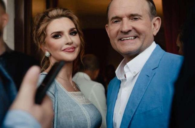 СНБО ввел санкции против Виктора Медведчука и его жены Оксаны Марченко – за финансирование терроризма