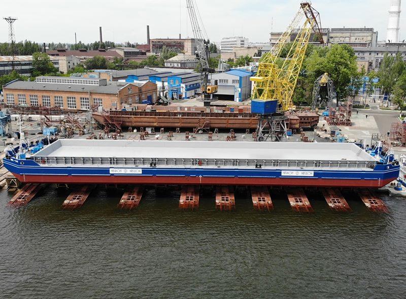 Николаевские кораблестроители  способны строить любые корабли для украинских ВМС – обзор