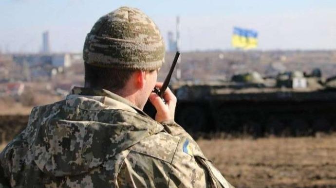 """С начала суток на Донбассе сохраняется """"тишина"""", – штаб"""