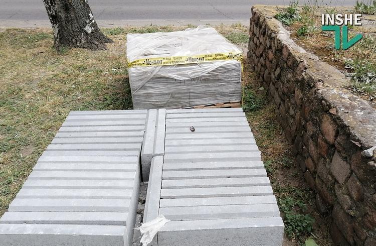 Почетные плиточники Николаева: кто зарабатывает на замене тротуаров в городе? 3