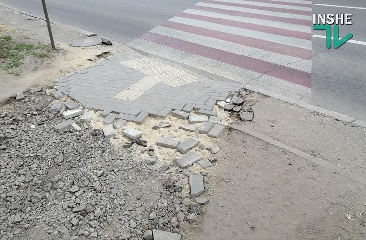 Почетные плиточники Николаева: кто зарабатывает на замене тротуаров в городе? 5