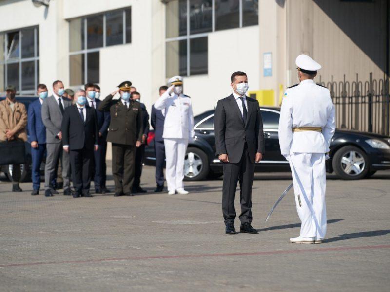 """""""Украина не простит тех, кто не позволил морякам защитить Крым"""", – Зеленский"""