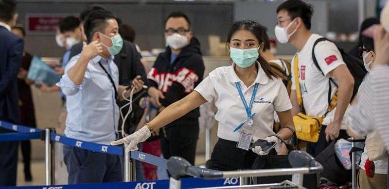 Более 94% тайцев не хотят возвращения иностранных туристов в Таиланд