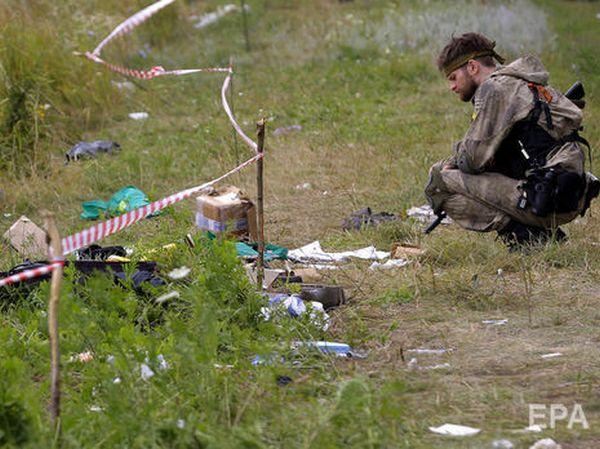 Россия запустила 260 фейков о катастрофе МН17 над Донбассом