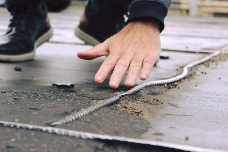 Ремонт покрытия Ингульского моста: в Николаеве побывали британские консультанты (ФОТО)