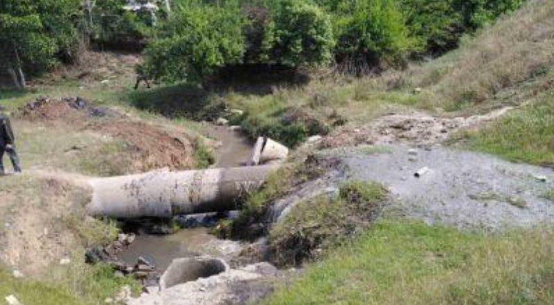 Авария на канализационном коллекторе ГКП «Николаевводоканал» нанесла водным ресурсам ущерб на 0,5 млн.грн. – ГЭИ