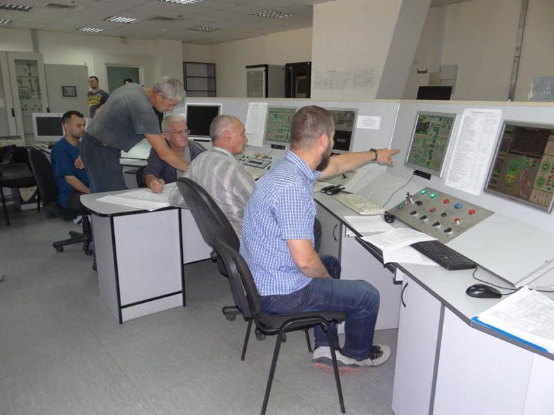 Николаевская «Зоря»-«Машпроект» испытывает один из опытных образцов нового газотурбинного двигателя 32МВт (ФОТО)