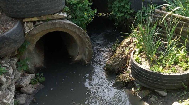 Ущерб от аварийного сброса обратных вод в Южный Буг «Первомайскводоканалом» исчисляется почти 1,5 млн.грн. – ГЭИ