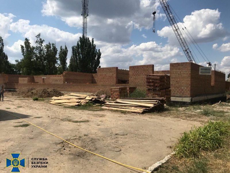 В суд ушло дело о присвоении более чем 3 млн.грн. на строительстве казармы для морпехов в Очакове