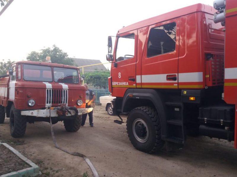 На Николаевщине за сутки потушили 7 пожаров в жилом секторе – есть погибший (ФОТО)
