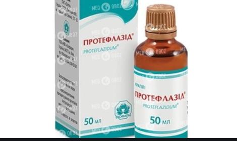 АМКУ оштрафовал производителя протефлазида за ложь о том, что эта настойка лечит COVID-19