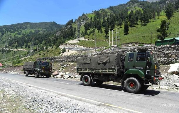 Индия и Китай вывели войска из долины реки Галван