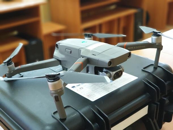 Британия передала партию дронов Украине (ВИДЕО)