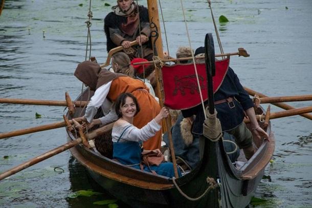 В Ровно прошел масштабный фестиваль лодок (ФОТО)
