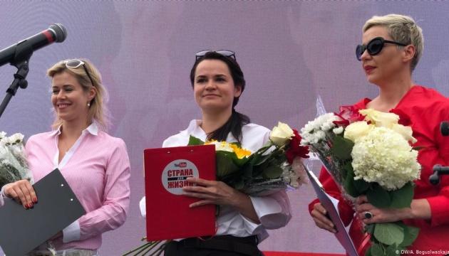 Кандидат в президенты Беларуси вывезла детей из страны после угроз