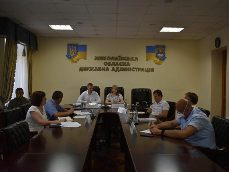 В Николаеве обсудили вопросы строительства объездной дороги в Корабельном районе