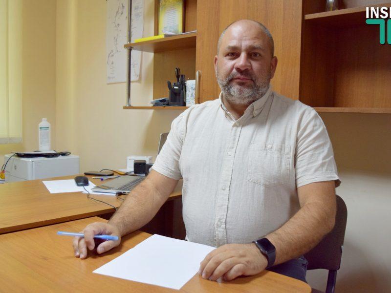 Руководитель николаевской «Укртрансбезопасности» за 2 года на дорогах не видел представителей власти: «Как обвинять кого-то – тут  первые» (ФОТО, ВИДЕО)