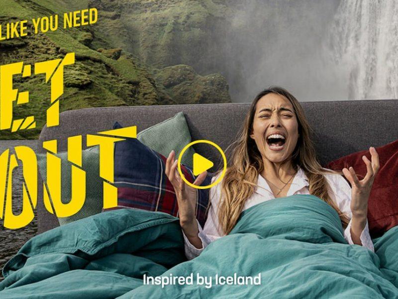 Министерство туризма Исландии запустило специальный сайт, который воспроизводит крик посетителей в их стране (ВИДЕО)
