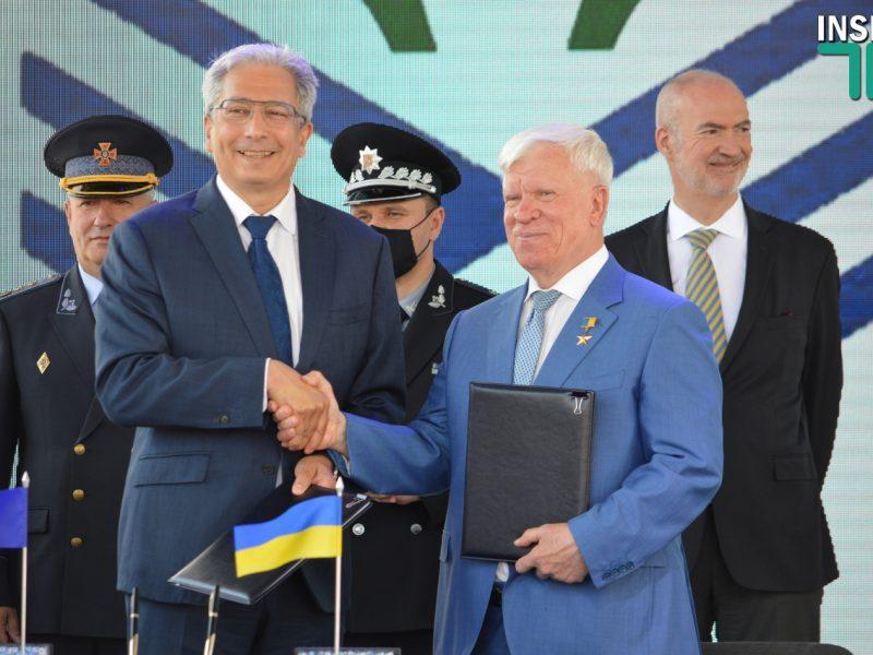В Николаеве на «НИБУЛОНе» будут строить патрульные катера для пограничников. И не только (ФОТО, ВИДЕО)