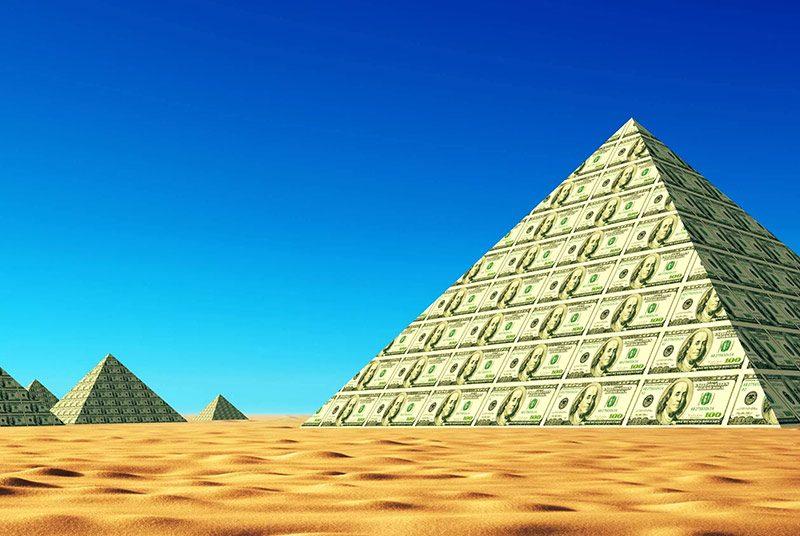 """Российские """"пирамиды"""" выводят из Украины миллионы долларов доверчивых граждан"""