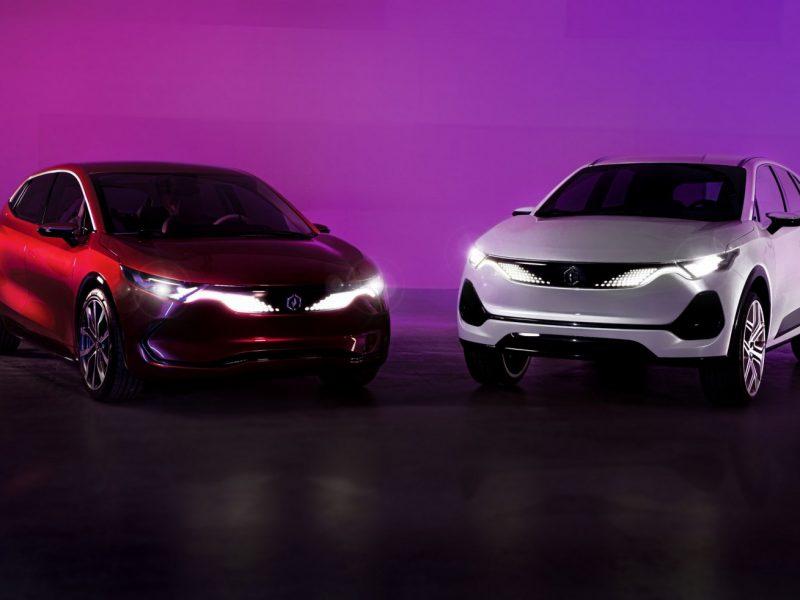 Польша представила национальный бренд электромобилей Izera, которые собирается запустить в 2023 (ВИДЕО)