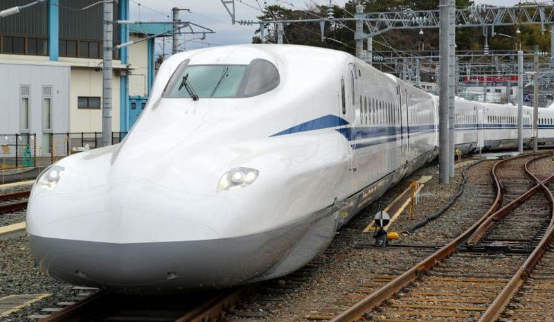 Япония переходит на новейшие сверхскоростные поезда