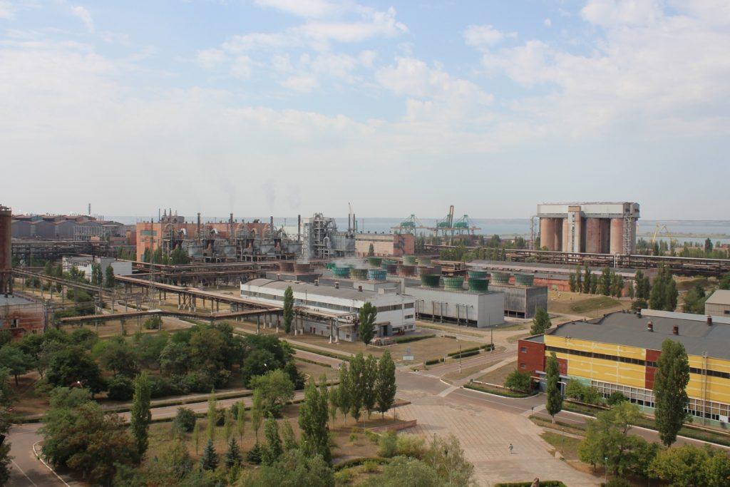 Гендиректор НГЗ Кожевников рассказал, как завод вошел в перечень крупнейших налогоплательщиков Украины 3