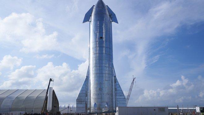 Прототип марсианского корабля Spaceship уже готов к первому полету
