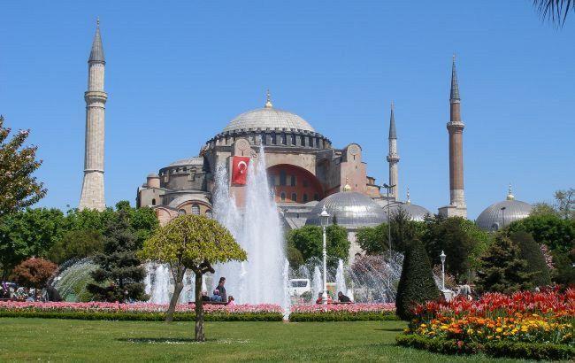 Министры ЕС призвали Турцию пересмотреть превращение собора Святой Софии в мечеть